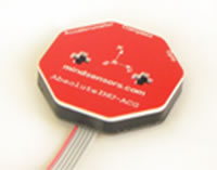 Gyro,MultiSensitivity Accelerometer and Compass for NXT or EV3