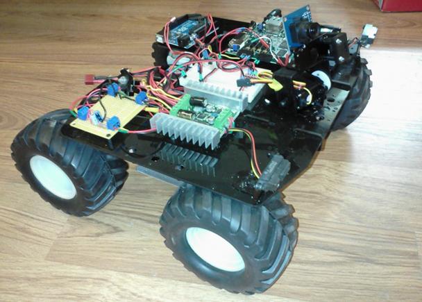 ZYBO robot