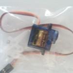 マイクロサーボモーター