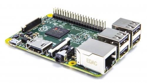Raspberry Pi2 ModelB