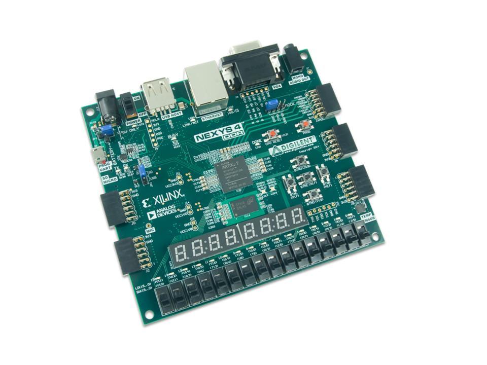 Nexys4 DDR4